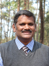 Prof. Ravindra K. Vemula<br/><sup> Director In-Charge & HoD, Journalism and Mass Communication</sup>